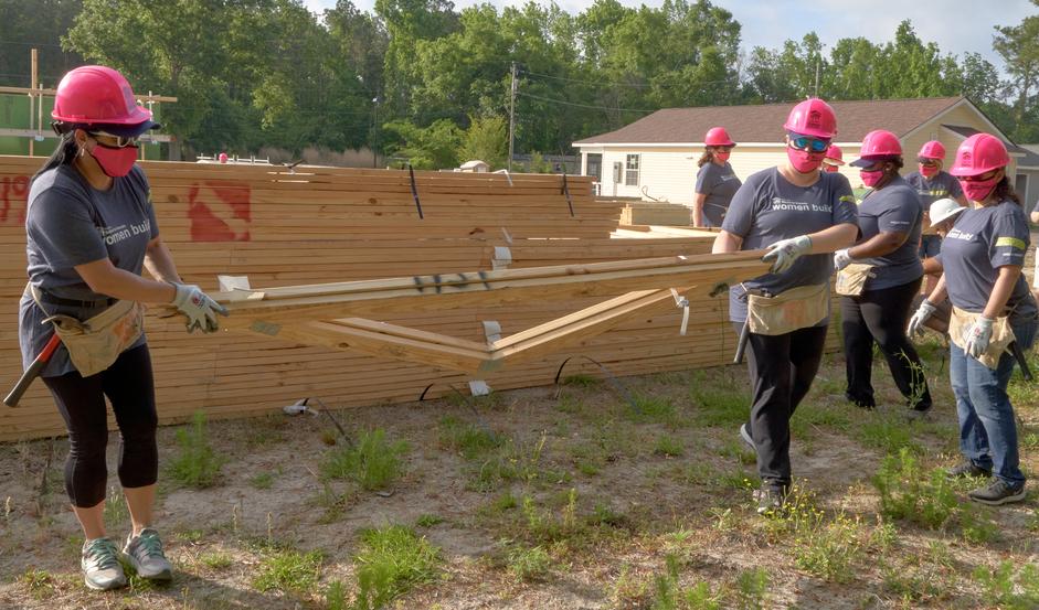 moving lumber