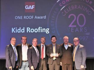 Kidd Roofing