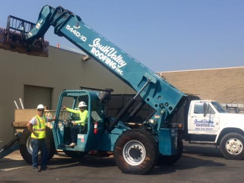 South Valley Roofing Inc