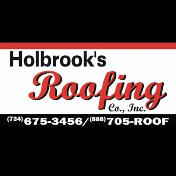 Holbrook's Roofing Co Inc