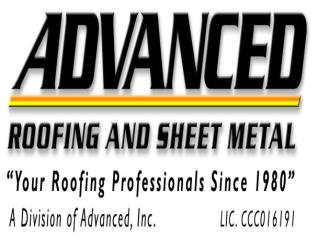 Advanced Roofing and Sheet Metal