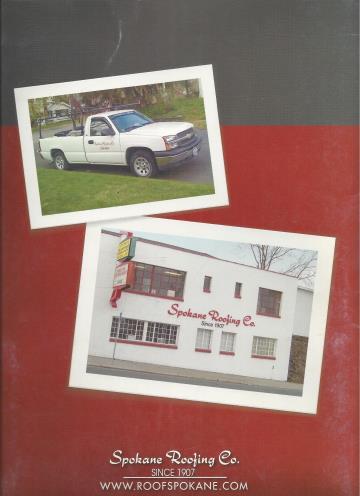 Spokane Roofing Company LLC