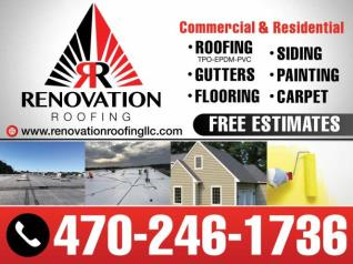 Renovation Roofing LLC