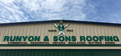 Runyon & Sons Roofing Inc