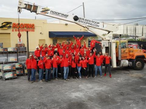 Z Roofing & Waterproofing Inc