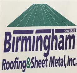 Birmingham Roofing & Sheet Metal