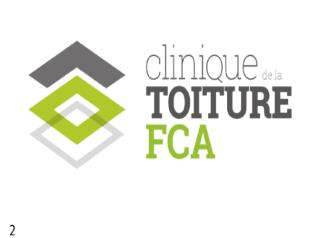 Clinique de la Toiture FCA Inc