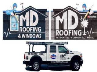 MD Roofing and Windows