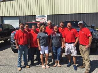 Specialty Roofers Inc