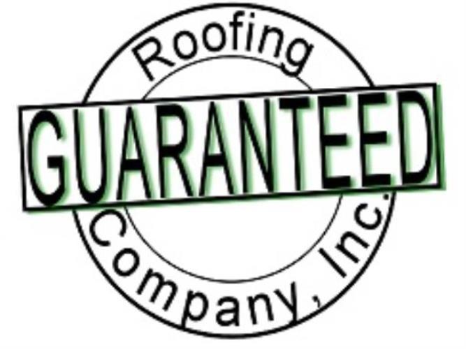 Guaranteed Roofing Company
