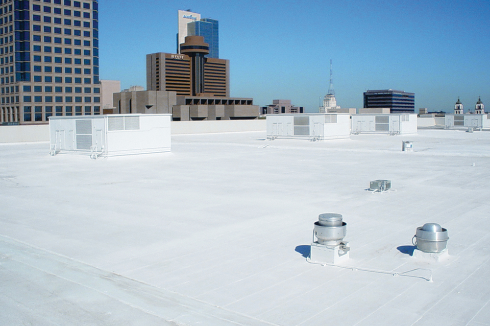 Commercial Roofing and Waterproofing HI