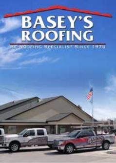 Basey's Roofing & Sheet Metal