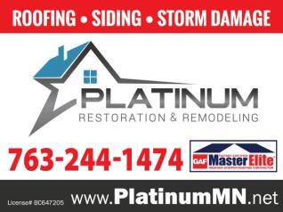 Platinum Restoration & Remodeling LLC