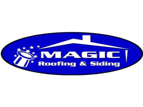 Magic Roofing & Siding Inc