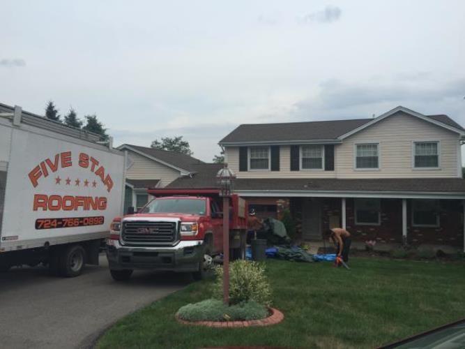 Five Star Roofing and Siding LLC