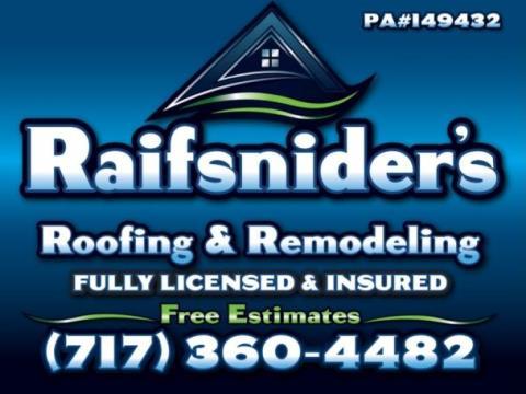 Raifsnider's Roofing & Remodeling