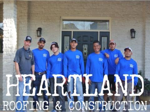 Heartland Roofing & Construction Inc