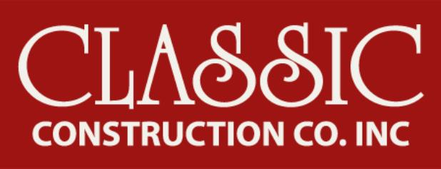 Classic Construction Company Inc