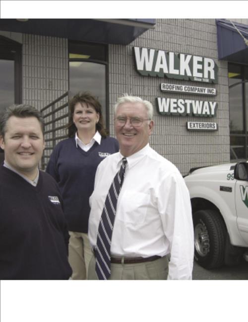 Walker Roofing Co Inc