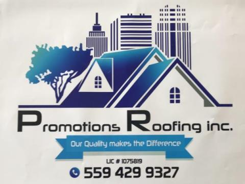 Promotions Roofing Inc