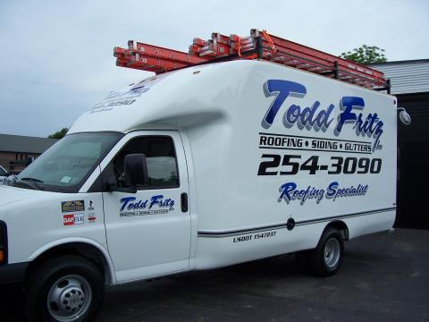 Todd Fritz Roofing