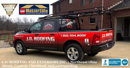 JD Roofing & Exteriors Inc