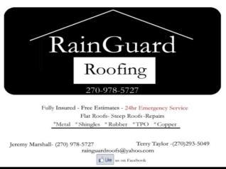 RainGuard Roofing