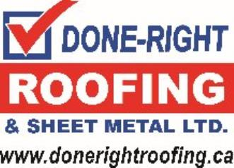 Done Right Roofing & Sheet Metal
