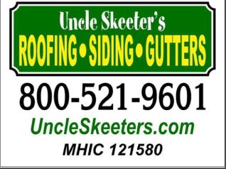 Uncle Skeeters Roofs & Gutters