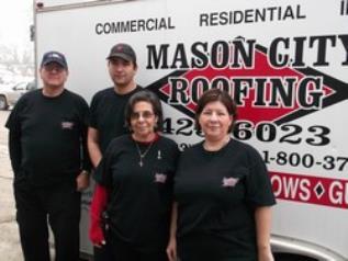 Mason City Roofing
