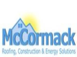 McCormack Roofing Construction & Energy