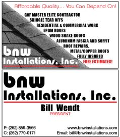 BNW Installations Inc