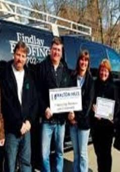 Findlay Roofing Inc