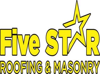 Five Star Roofing & Masonry