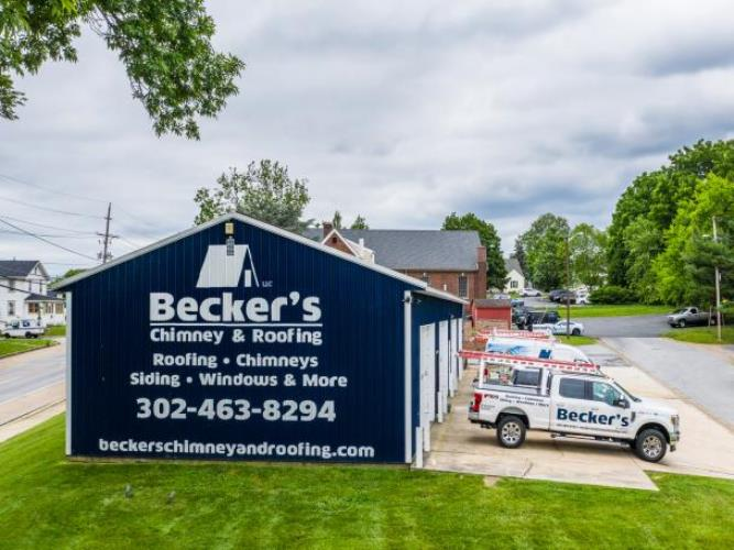 Becker's Chimney and Roofing LLC