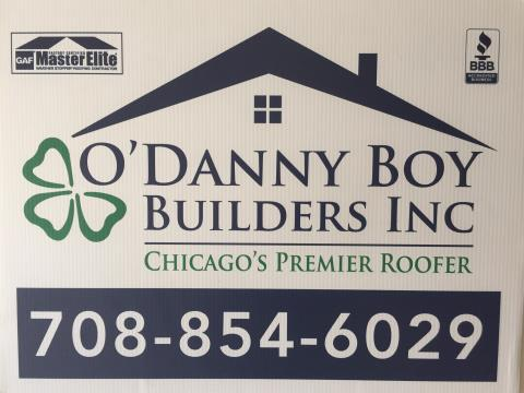 O'Danny Boy Builders Inc