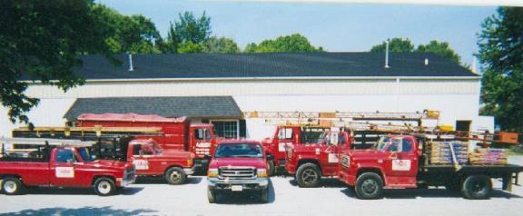 Lange Roofing Inc