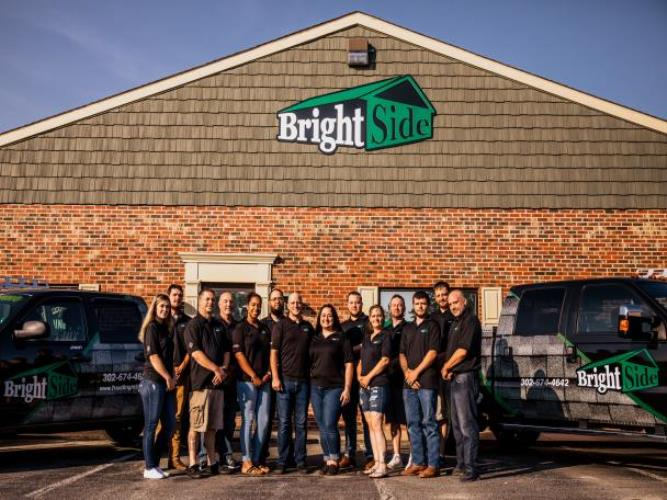 Bright Side Exteriors