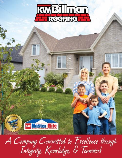 KW Billman Roofing LLC
