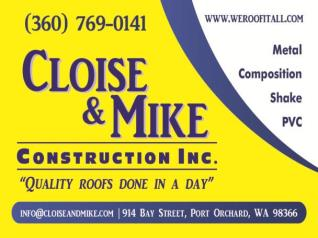 Cloise & Mike Construction Inc