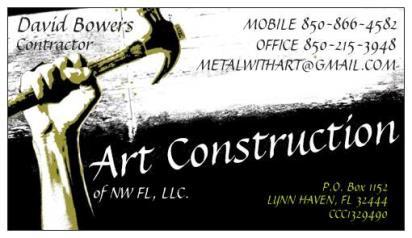 Art Construction of NW FL LLC