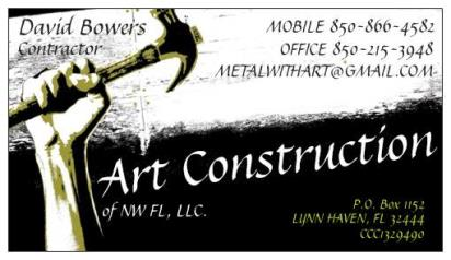 Art Construction of NW FL LLC