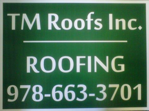 TM Roofs Inc