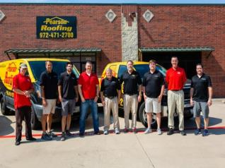 Pearson Roofing & Gutters Inc
