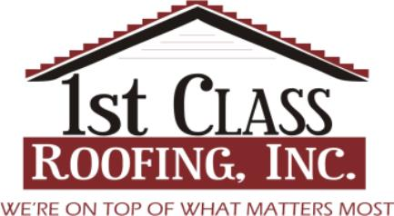 1st Class Roofing Inc