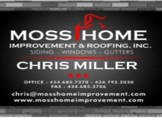 Moss Home Improvement & Roofing Inc
