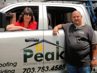 Peak Roofing Contractors Inc