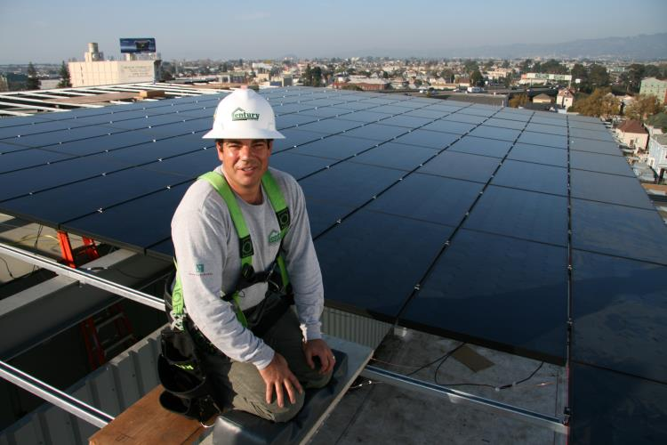 Century Roof and Solar Inc