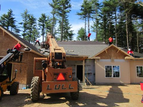 Gaf Master Elite 174 Roofer Adam Quenneville Roofing