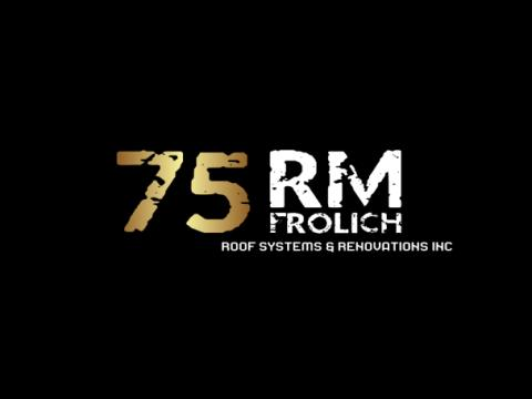 RM Frolich Roof Systems & Renovations